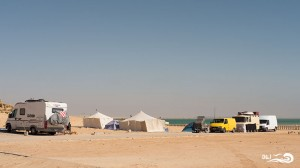 camp parking dakhla