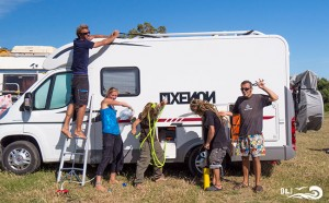 debuter en camping car