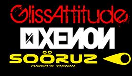 Glissattitude, XénonBoards, Sooruz